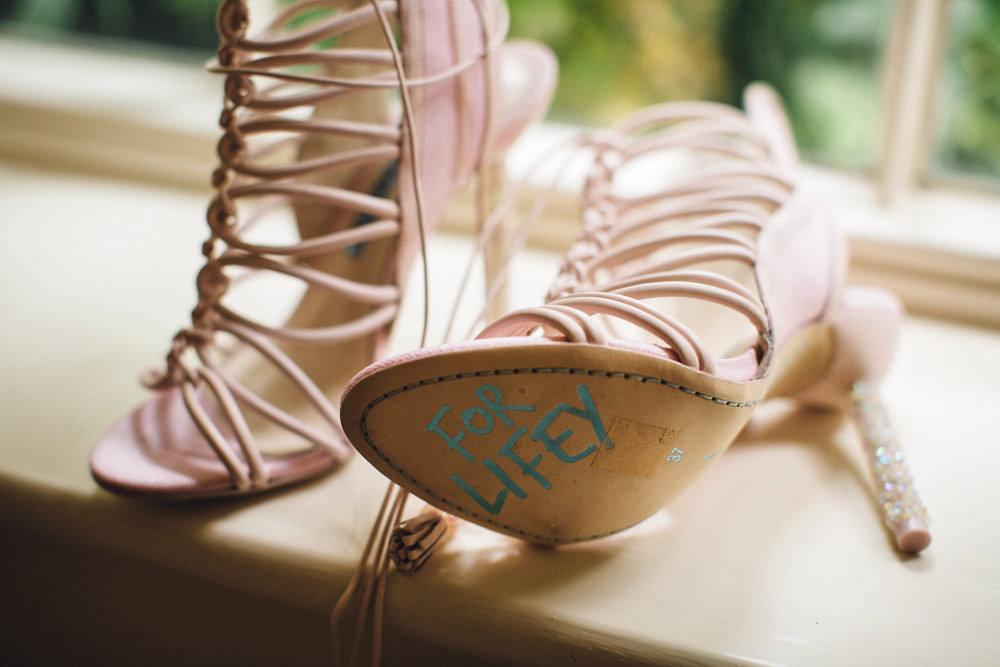 fce5ca94f2cc4 Lacey Sophia Webster Bridal Shoe Pink Bridesmaids Dresses Preston ...