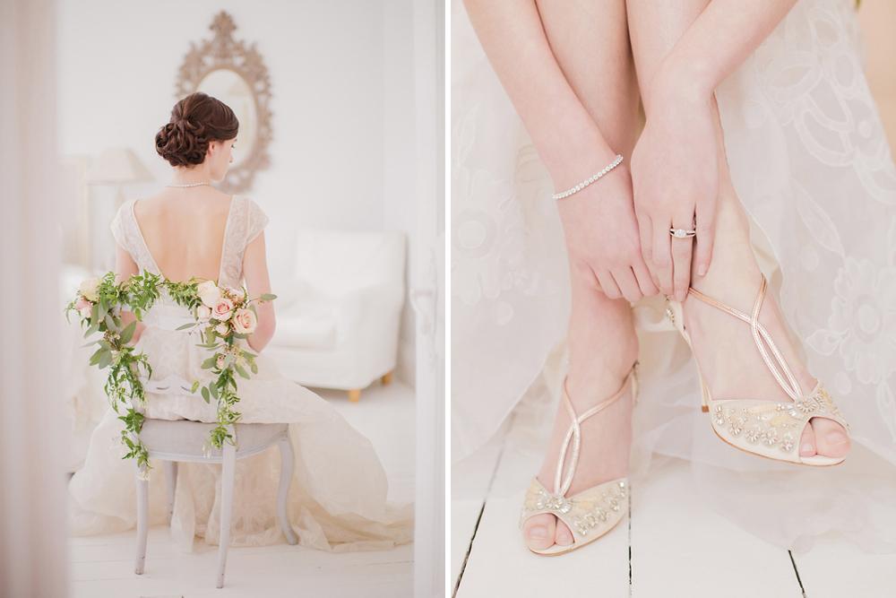 Wedding Day Emotions | Wedding Morning Preparations | Bridal Accessories | Fine Jewellery | Sarah Gawler Photography | https://www.rockmywedding.co.uk/wedding-day-emotions/