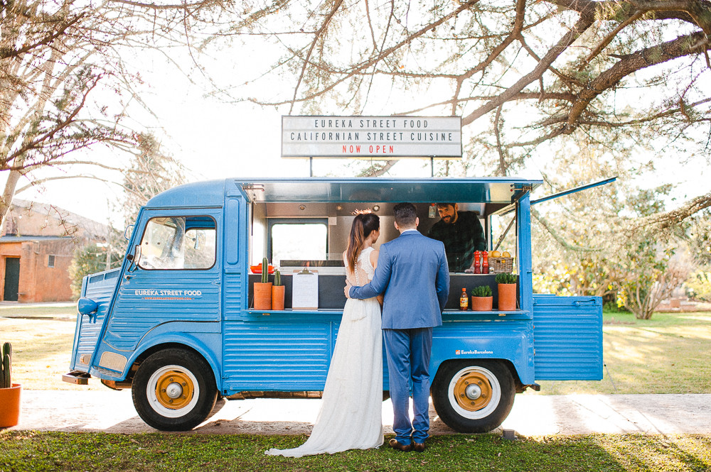 Street Food Drink Trucks For Wedding And Event Hire
