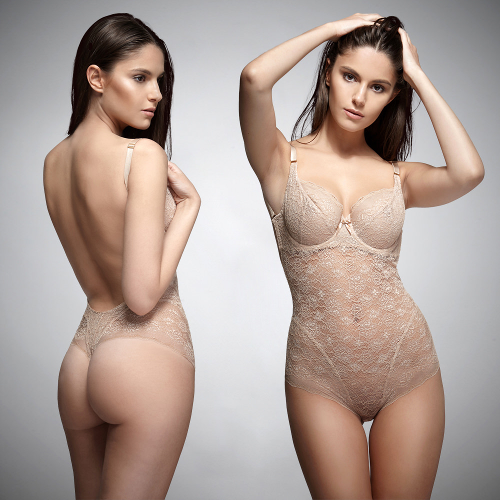 ENDERLEGARD.com HOLLY backless bodice (nude)