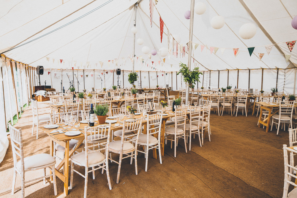 DIY Marquee Wedding on the Brides Family Farm with Homemade Bridal Gown Valentino Rocketed Bridal Shoes u0026 Groom in Tweed & DIY Marquee Wedding on the Brides Family Farm with Homemade Bridal ...