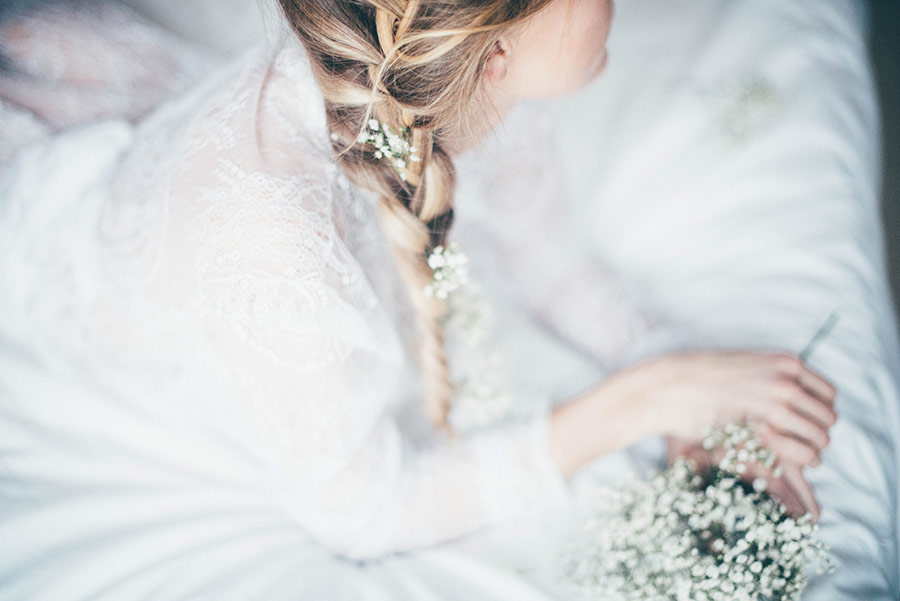 An Intimate Bridal Boudoir Shoot Lovers Love Loving