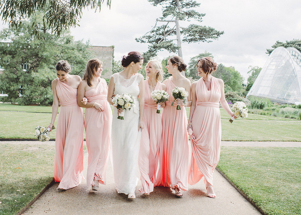 Vintage Spring Wedding at Kew Gardens with delicate lace Chalice ...