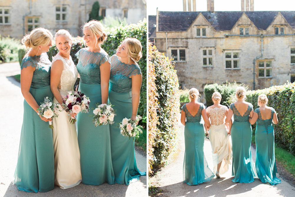ccc6097676 Classic Wedding at Brympton House with Green   Burgundy Colour ...