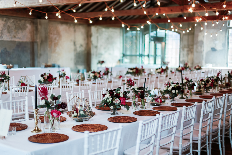 Le Industrial gold industrial wedding in milan by le mille e una nozze