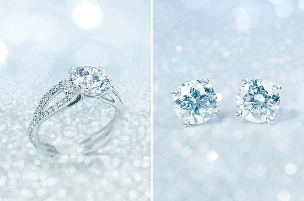 Diamond Jewellery From De Beers