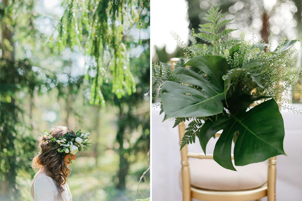 bc0b9158220d Using Greenery In Your Wedding Decor - ROCK MY WEDDING | UK WEDDING ...