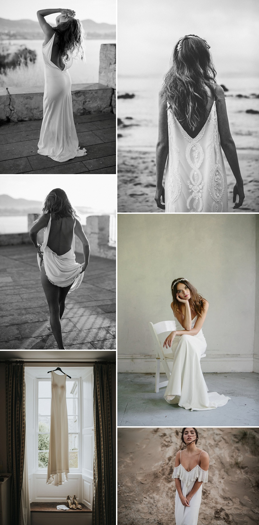 Bridal Trends for 2017 | Sexy Slip Dress