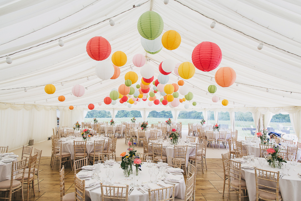 Paper Lanterns Wedding Decoration Ideas Elitflat