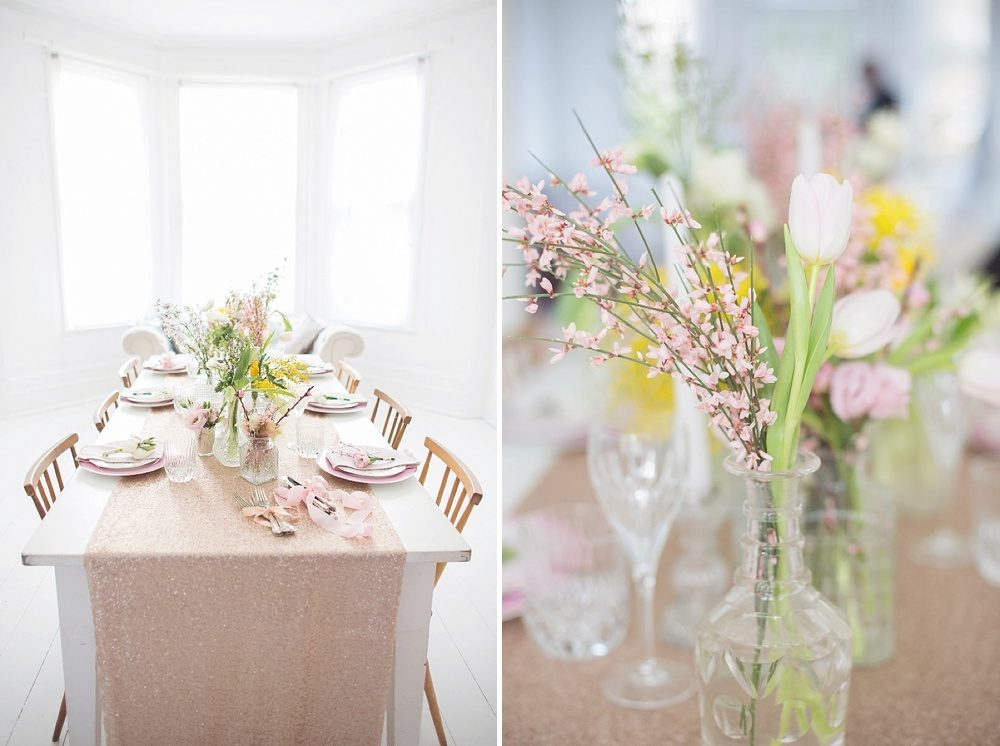 Spring flower wedding inspiration from the love lust list spring flower wedding inspiration from the love lust list handpicked supplier directory from team rock my wedding daffodils cherry blossom tulips wedding mightylinksfo