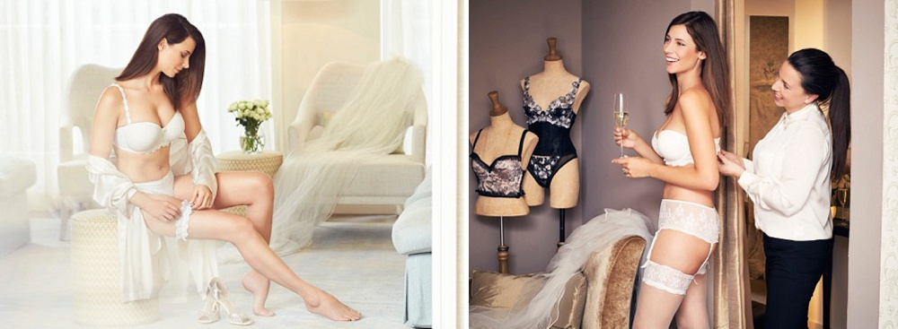 Lingerie Fitting With Experts Rigby & Peller