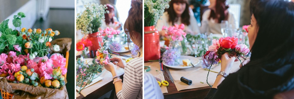 Flower Crown Workshop with Jack Fleuriste