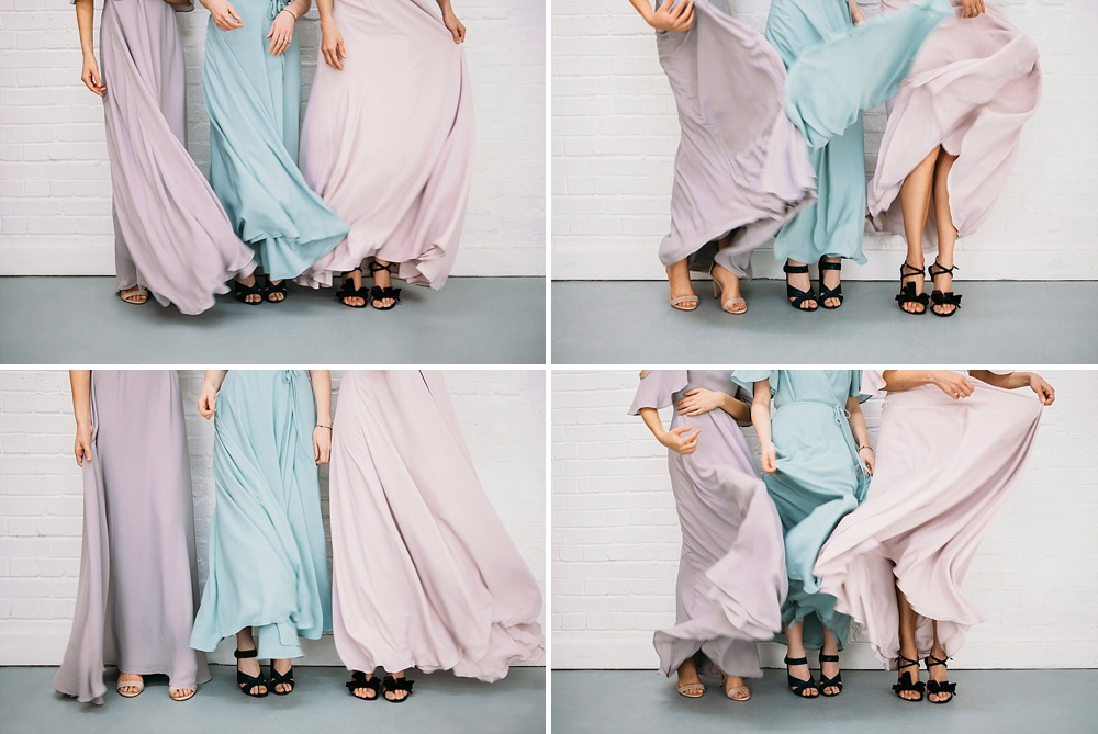 Rewritten Bridesmaids Dresses