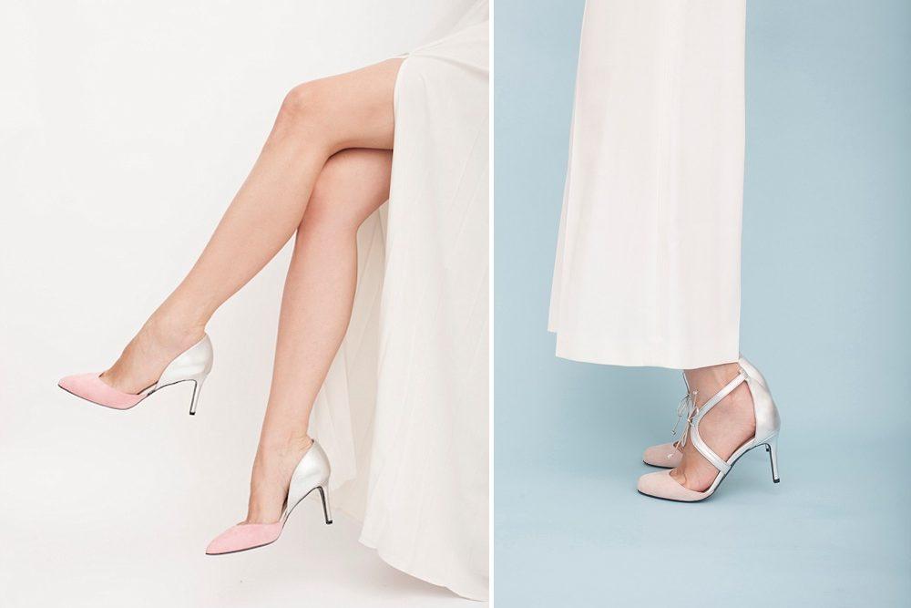 a70f39ba8162 Comfortable But Stylish Wedding Shoes Faber Novella