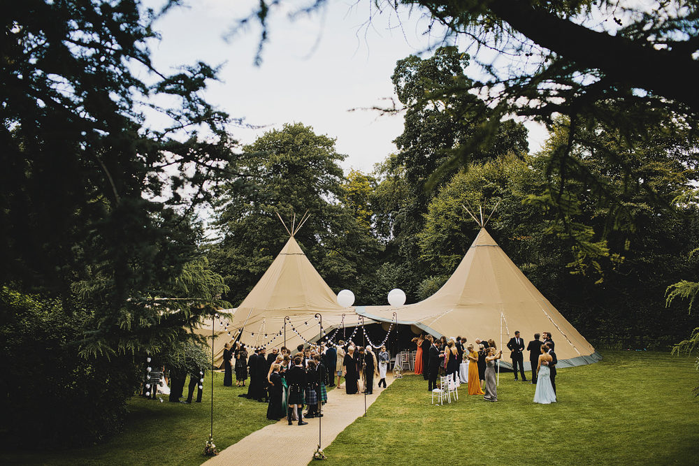 Real Tipi Weddings: Different Tent Types For Your Wedding Day Marquee Tipi