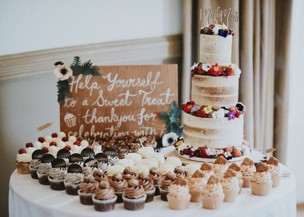dessert wedding cakes uk wedding at the mansion grade ii listed building 13497