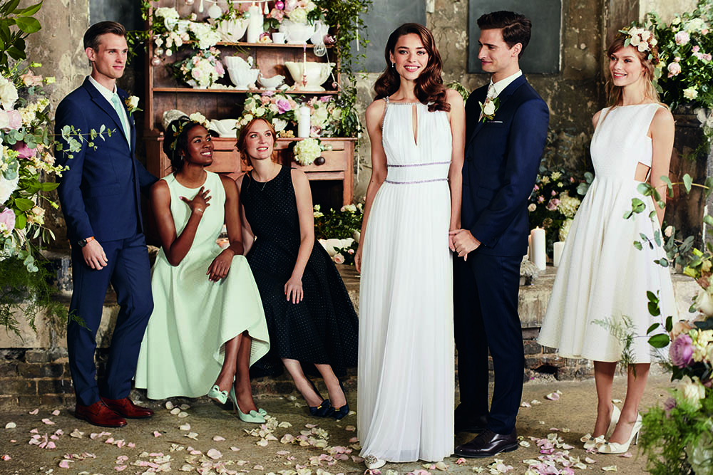 Ted Baker Tie The Knot Collection - ROCK MY WEDDING | UK WEDDING ...