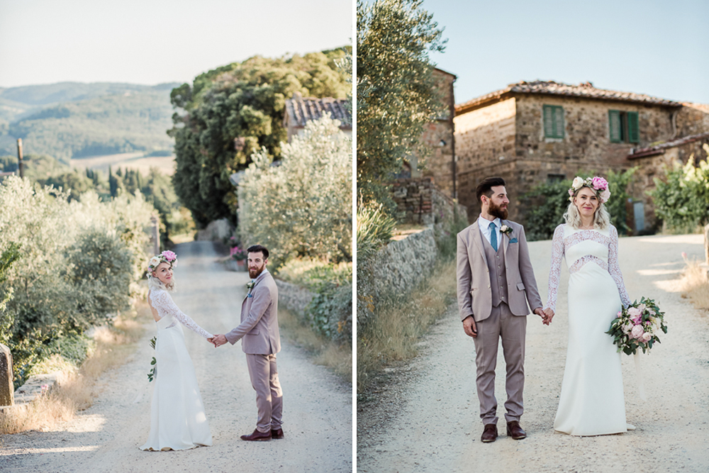 Linda & Giuseppe Italian Wedding by Due su Due Photography