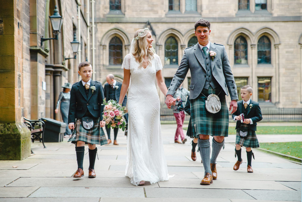 Wedding Gifts Glasgow: Autumn Scottish Wedding At Cottiers With Eliza Jane Howell