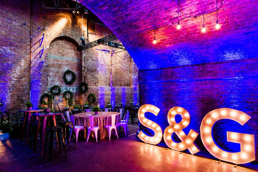 Village Underground Wedding London Babb Photo