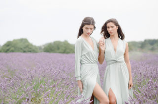 Sage & Lavender by Claire Graham