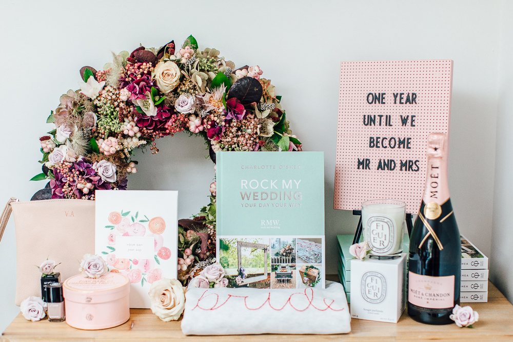fee9e8335f4e Win Gorgeous Gifts For A Bride To Be Gifts For Newly Engaged Friend
