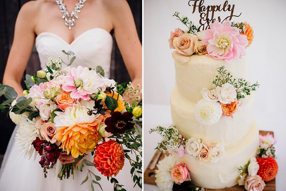 Dahlia Wedding Inspiration