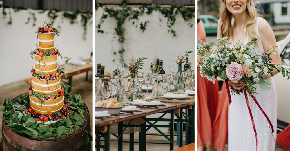 Marnie & Gavin By Kate Waters Photography