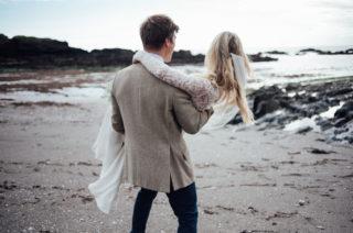 Davina & Angus By Liberty Pearl Photography