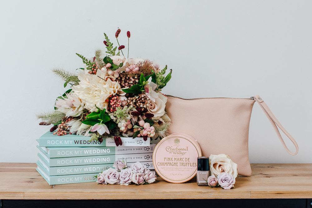 The Ultimate Wedding Planning Book 'Your Day Your Way' By RMW's Charlotte O'Shea