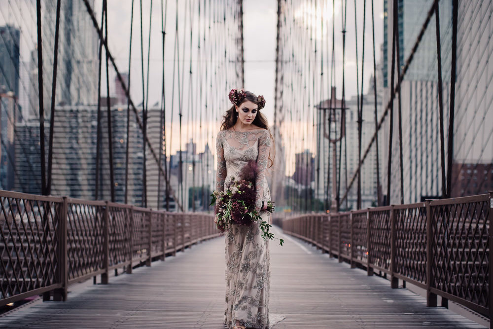 Soho to Brooklyn Bridge by Bonnie Jenkins Photography