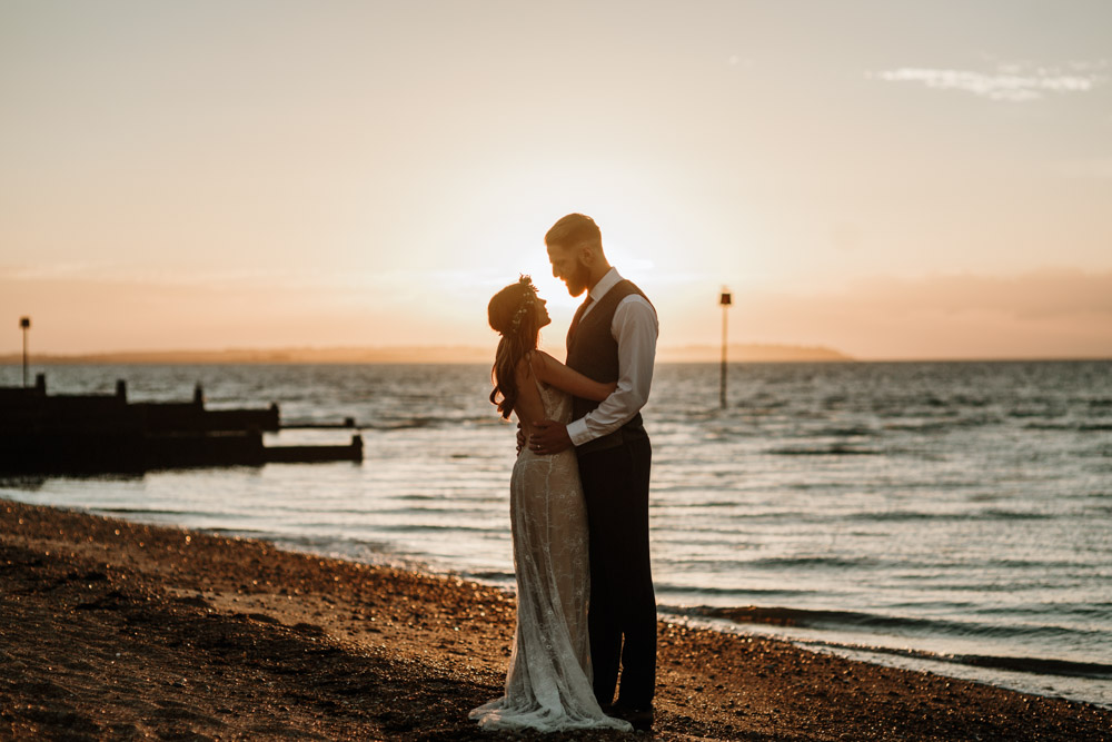 Coastal Cool Wedding At East Quay Venue