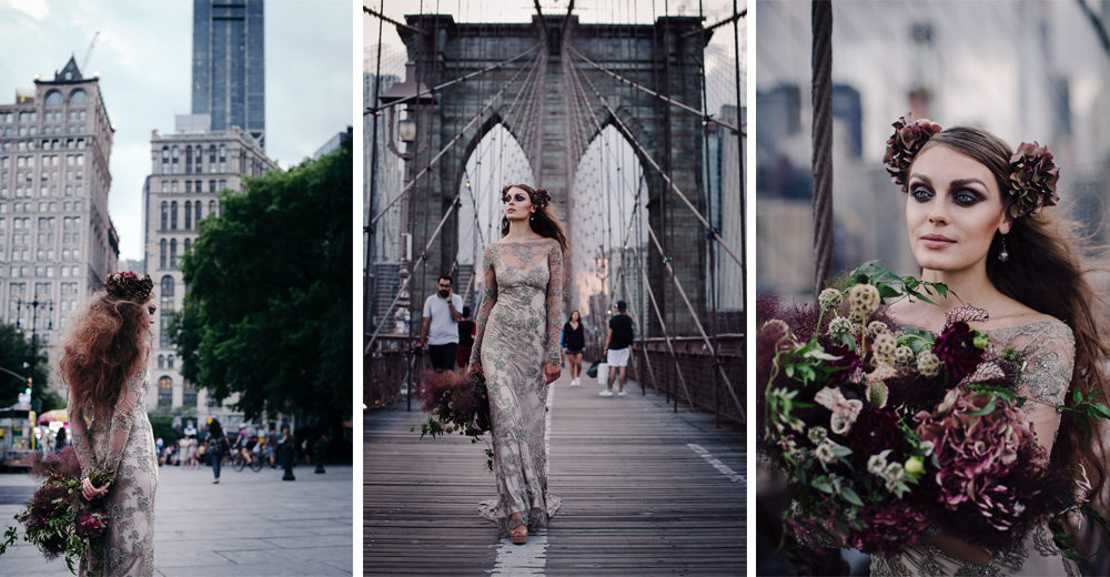 Soho to Brooklyn Bridge by Bonnie Jenkins Photography