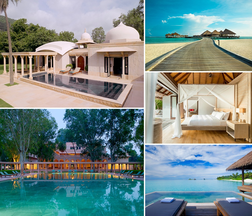 Luxury Honeymoon In India & The Maldives With Mr & Mrs Smith
