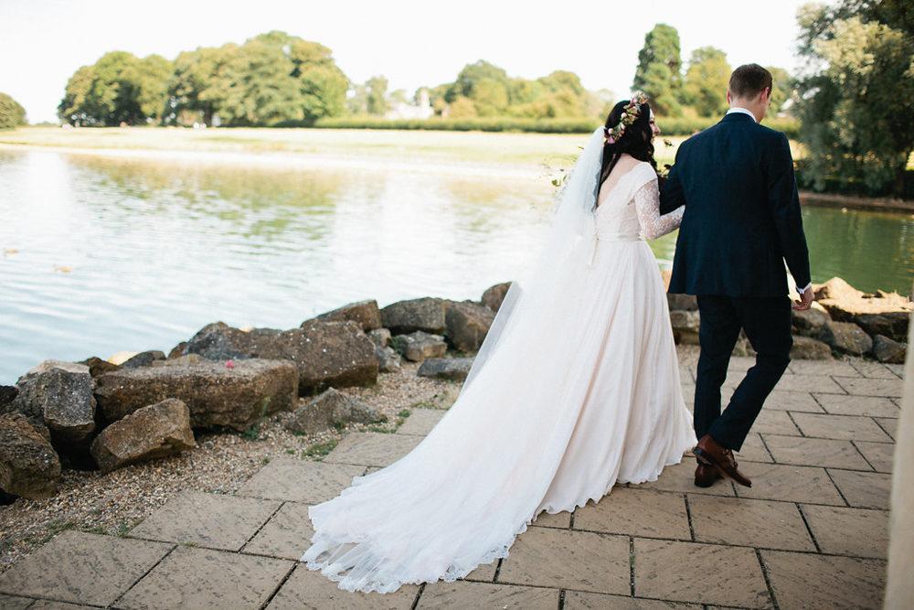 Natalie Hewitt Planned Wedding At Normanton Church