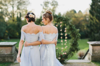 Bridesmaids wearing Coast dresses | What makes a good bridesmaid?