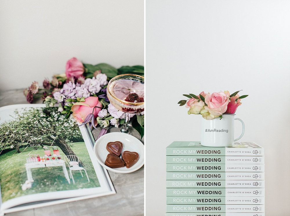 Wedding Planning Book From Rock My Wedding Founder Charlotte O'Shea 'Your Day Your Way'