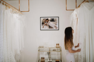 wedding dress boutique