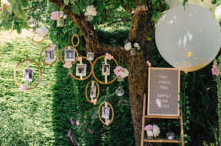 wedding tree decoration