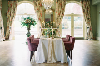 Fairytale Opulence at Charlton House, Somerset