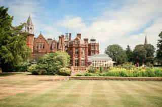 The Elvetham Exterior and Gardens