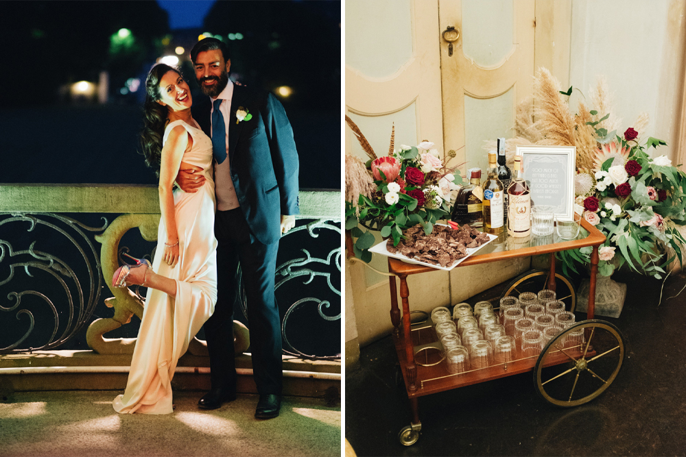 Glamorous, Roaring Twenties, Great Gatsby Inspired Wedding