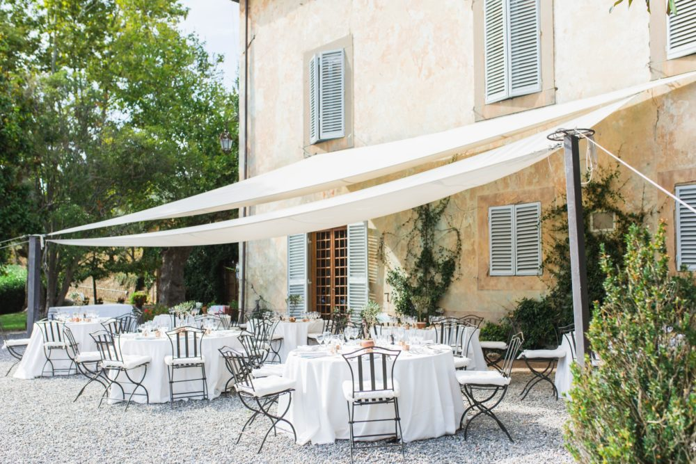 Four Day Italian Destination Wedding at Frattoria Mansi Bernadini Planned by Weddings by Emily Charlotte | Stella York Bridal Gown | Cecelina Photography