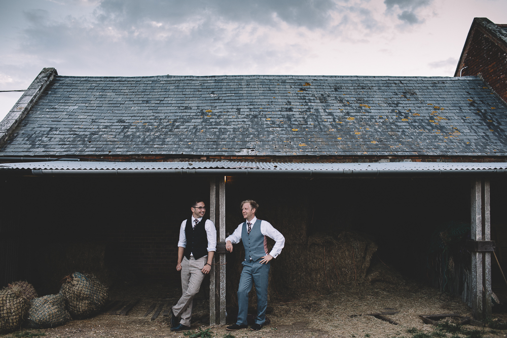 Relaxed & Fun DIY Wedding At Warborne Farm