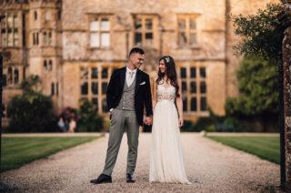 Bespoke Amanda Wakeley Wedding Dress