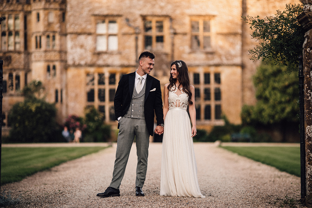 Bespoke Amanda Wakeley Wedding Dress