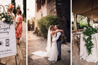 Stylish Tuscan Wedding at Vignamaggio with Vintage Ape Bar, Planned by The Wedding Boutique Italy   Pronovias   Samuel Docker Photography   Paul Van Films
