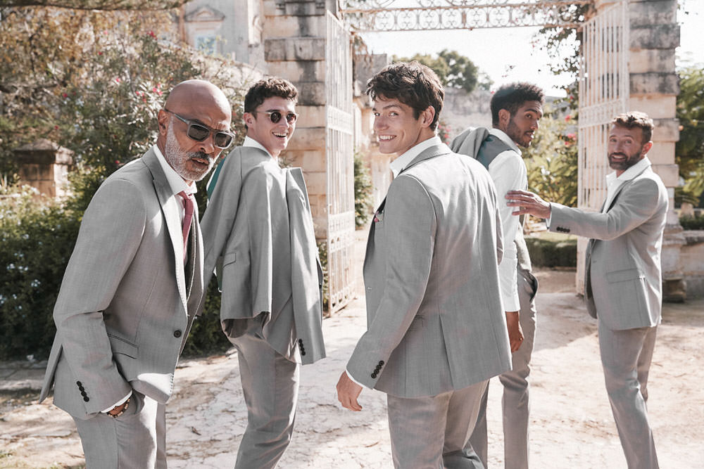 Grooms Trends For 2019 With Moss Bros.