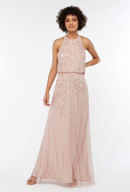 The Five Best Blush Bridesmaid Dresses On The High Street,Islamic Wedding Dresses For Sale In India