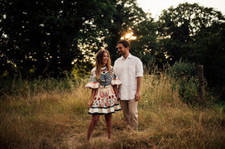 Surprise Marriage Proposal Engagement Shoot at Sunset